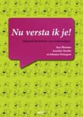 Nu versta ik je! : uitspraak Nederlands voor anderstaligen