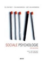Sociale psychologie : een inleiding