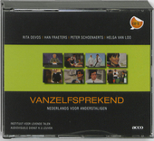 Vanzelfsprekend : Nederlands voor anderstaligen [tekstboek, werkboek, 4 dvd-video's, 4 cd's]
