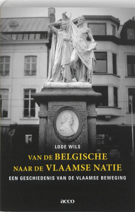 Van de Belgische naar de Vlaamse natie : een geschiedenis van de Vlaamse beweging