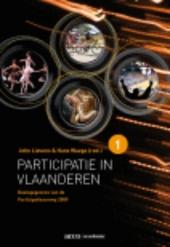 Participatie in Vlaanderen. 1, Basisgegevens van de participatiesurvey 2009