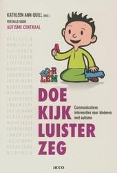 Doe-kijk-luister-zeg : communicatieve interventies voor kinderen met autisme