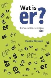Wat is er? : conversatieoefeningen NT2