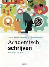 Academisch schrijven : een praktische gids