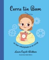 Corrie ten Boom en haar schuilplaats in de oorlog