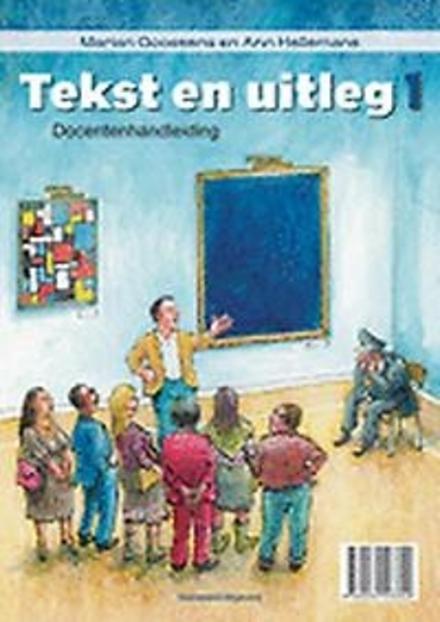 Tekst en uitleg 1. Docentenhandleiding