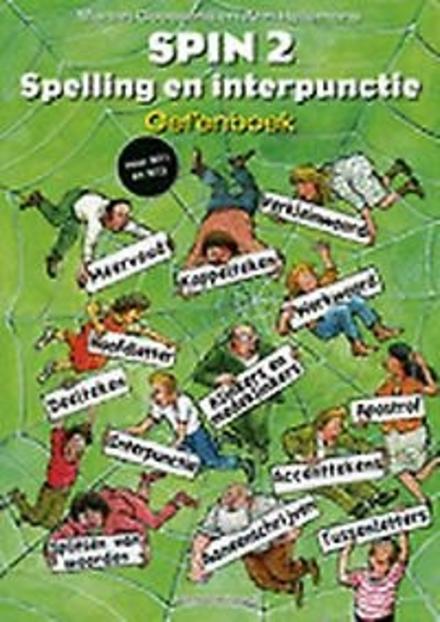 Spin : spelling en interpunctie. 2, Oefenboek