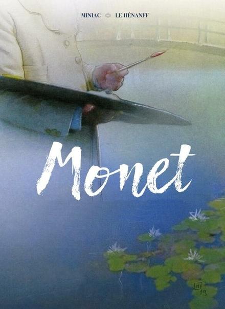 Monet : een regenboog boven Giverny