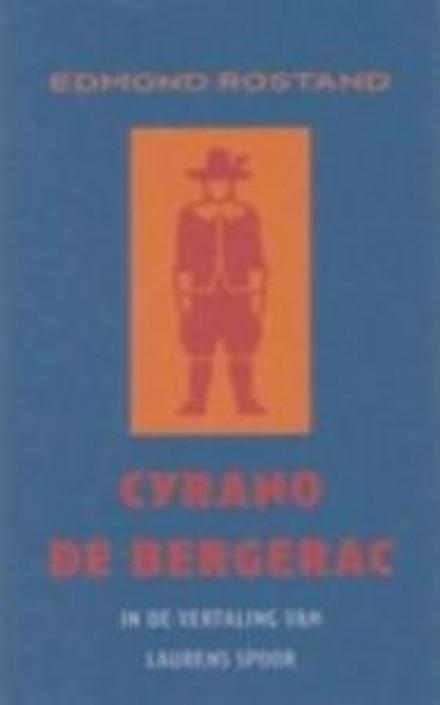 Cyrano de Bergerac 1897 : epische komedie in vijf bedrijven, in verzen