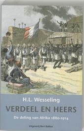 Verdeel en heers : de deling van Afrika 1880-1914