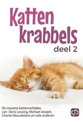 Kattenkrabbels : de mooiste kattenverhalen van John Bower, Lewis Caroll, W.L. Alden en vele anderen. deel 2