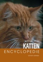 Geillustreerde katten encyclopedie : alle belangrijke rassen uit de hele wereld: kleuren, karaktereigenschappen, we...