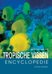 Geïllustreerde tropische vissen encyclopedie