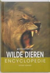 Geïllustreerde wilde dieren encyclopedie