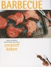 Barbecue : buiten smikkelen met dit boek erbij dat is creatief koken