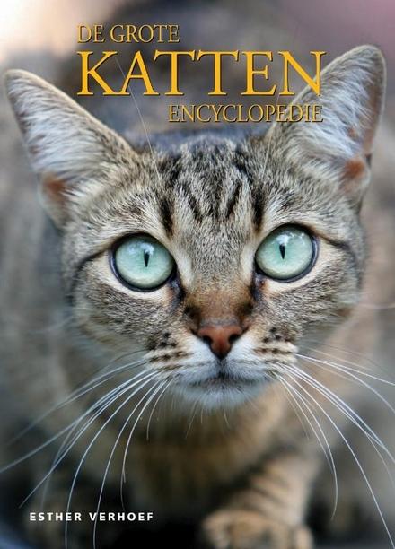 De grote kattenencyclopedie