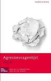Agressievragenlijst (AGV) : handleiding