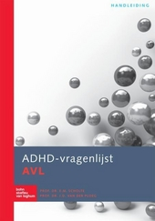 ADHD-vragenlijst AVL : handleiding
