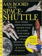 Aan boord van de spaceshuttle