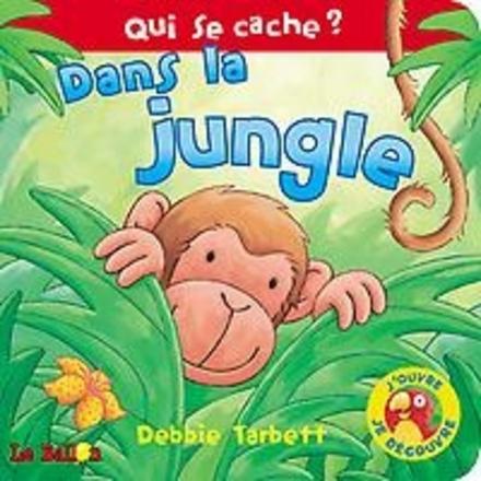 Qui se cache? Dans la jungle