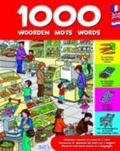 1000 woorden : woorden zoeken en leren in 3 talen