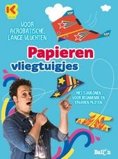 Ketnet vouwboek : papieren vliegtuigjes