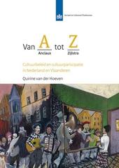 Van Anciaux tot Zijlstra : cultuurbeleid en cultuurparticipatie in Nederland en Vlaanderen