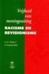 Vrijheid van meningsuiting, racisme en revisionisme