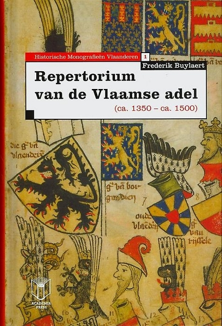 Repertorium van de Vlaamse adel ca. 1350-ca. 1500