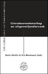 Literatuurwetenschap en uitgeverijonderzoek