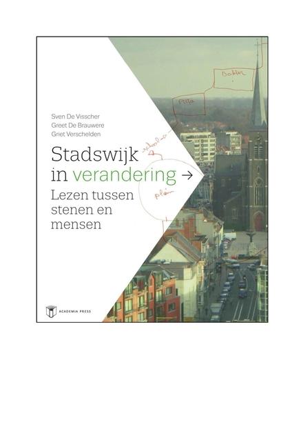 Stadswijk in verandering : lezen tussen stenen en mensen