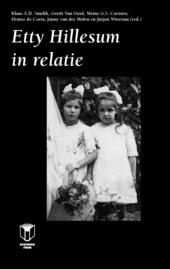 Etty Hillesum in relatie
