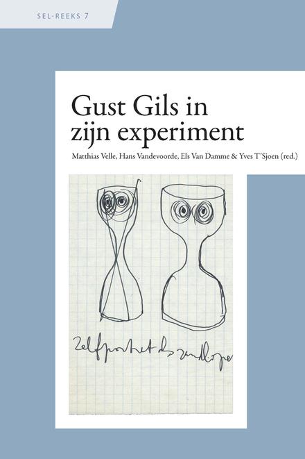 Gust Gils in zijn experiment