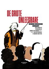 De grote onleesbare : Hendrik Conscience herdacht