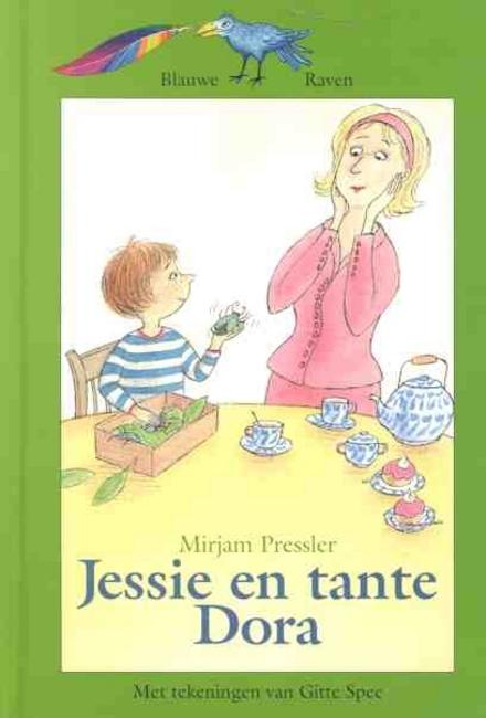 Jessie en tante Dora