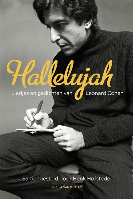 Hallelujah : liedjes en gedichten vertaald naar het Nederlands