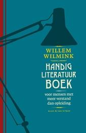 Handig literatuurboek : voor mensen met meer verstand dan opleiding