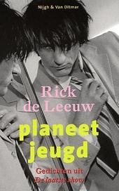 Planeet jeugd : gedichten uit De laatste show