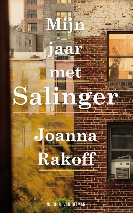 Mijn jaar met Salinger - Fanmail voor J.D. Salinger
