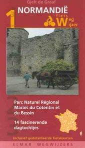 Fietswegwijzer Marais du Cotentin et du Bessin