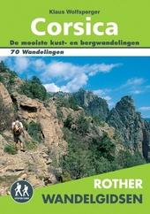 Corsica : 70 uitgelezen dagwandelingen langs de kusten en in de bergen van het île de beauté
