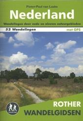 Nederland : 52 wandelingen