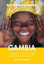 Reishandboek Gambia : praktische en culturele reisgids met alle bezienswaardigheden