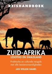 Reishandboek Zuid-Afrika, Lesotho en Swaziland : praktische en culturele reisgids met alle bezienswaardigheden