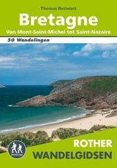 Bretagne : land aan zee : 50 wandelingen aan de kust en in het binnenland