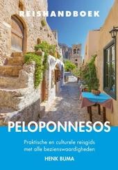 Reishandboek Peloponnesos : praktische en culturele reisgids met alle bezienswaardigheden
