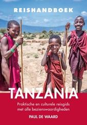 Reishandboek Tanzania : praktische en culturele reisgids met alle bezienswaardigheden