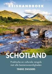 Reishandboek Schotland : praktische en culturele reisgids met alle bezienswaardigheden