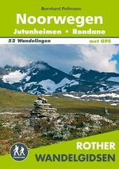 Noorwegen, Jotunheimen, Rondane : 52 wandelingen