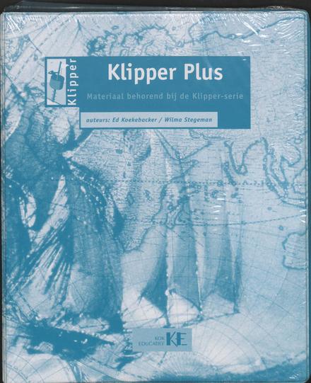 Klipper Plus (blauw) : begeleidend materiaal bij de Klipper-serie (vanaf 12 jaar)